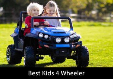 Top Seven Best Kids 4 Wheeler Reviewed Of 2020