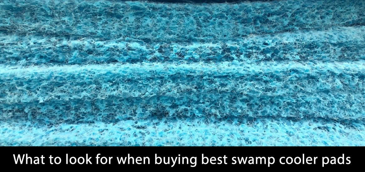 Best Swamp Cooler Pads Buying Guide