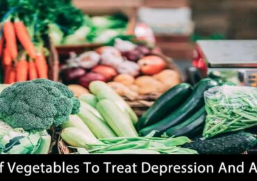 The Role of Vegetables in Treatment Of Depression And Anxiety