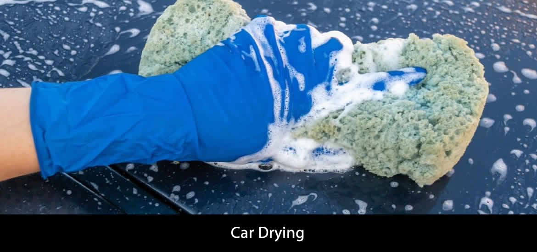 Car Drying
