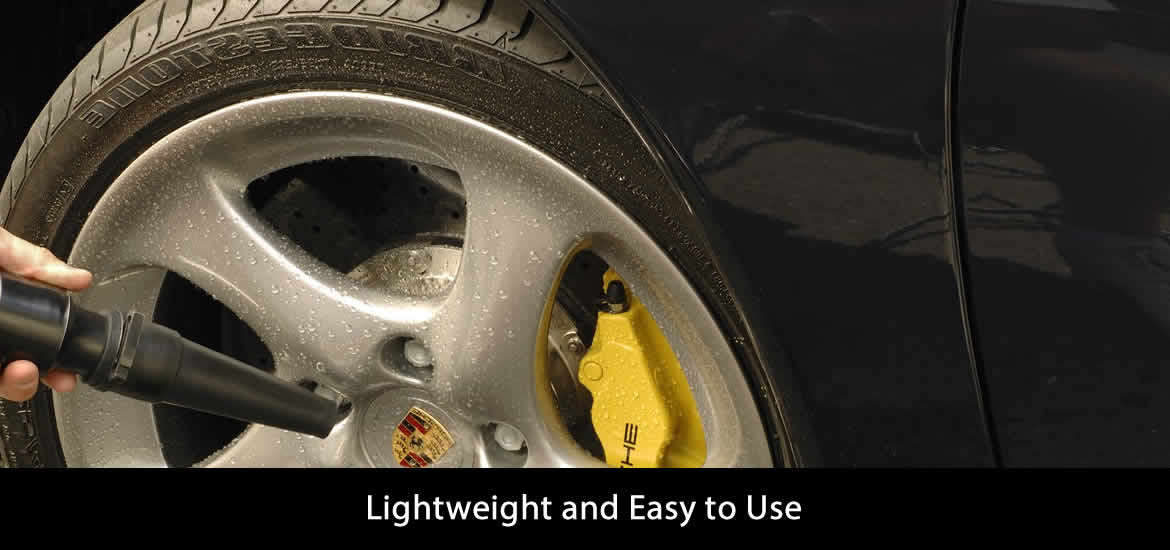 Lightweight and Easy to Use