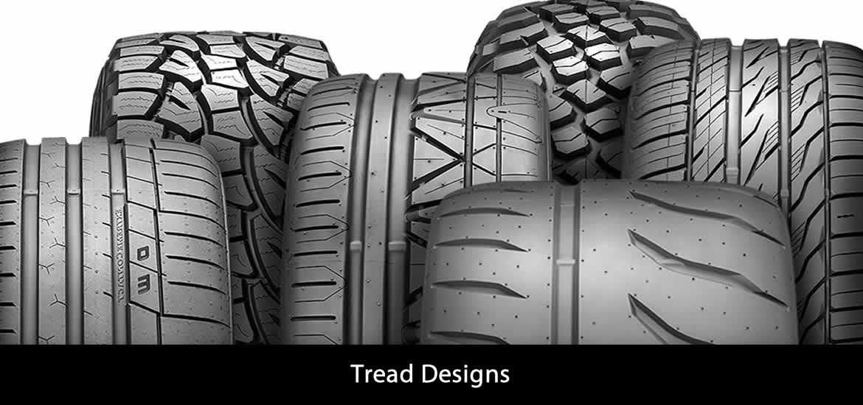 Tread Designs
