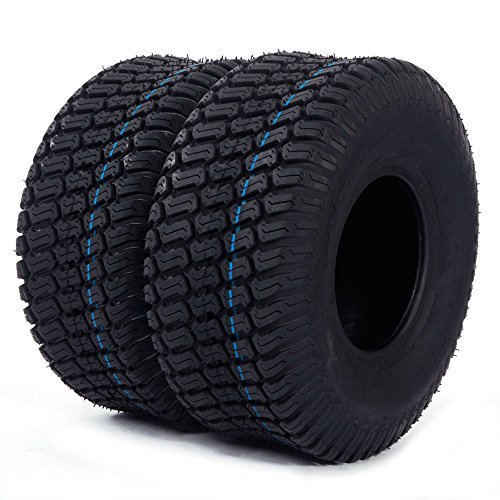 best lawn tractor tires for hills