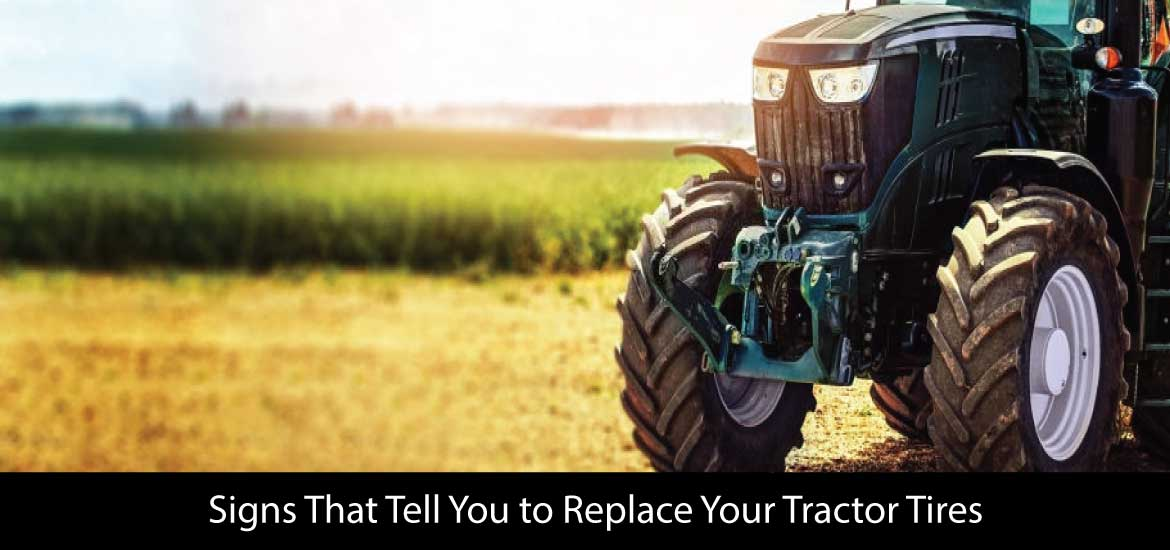 Replace Tractor Tires