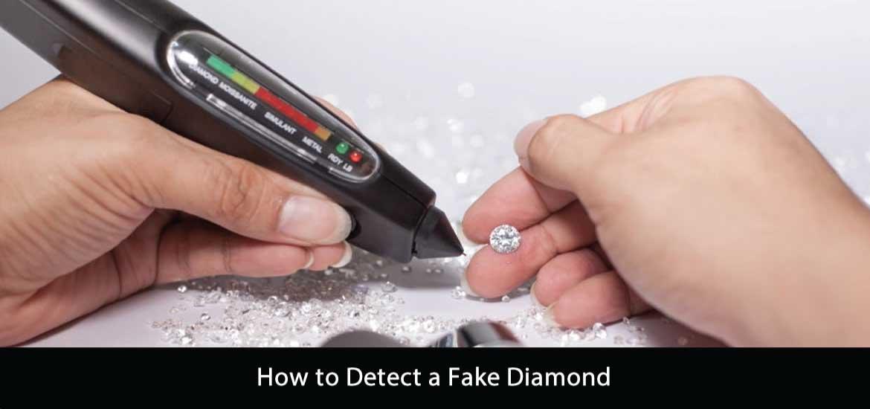 How to Detect a Fake Diamond